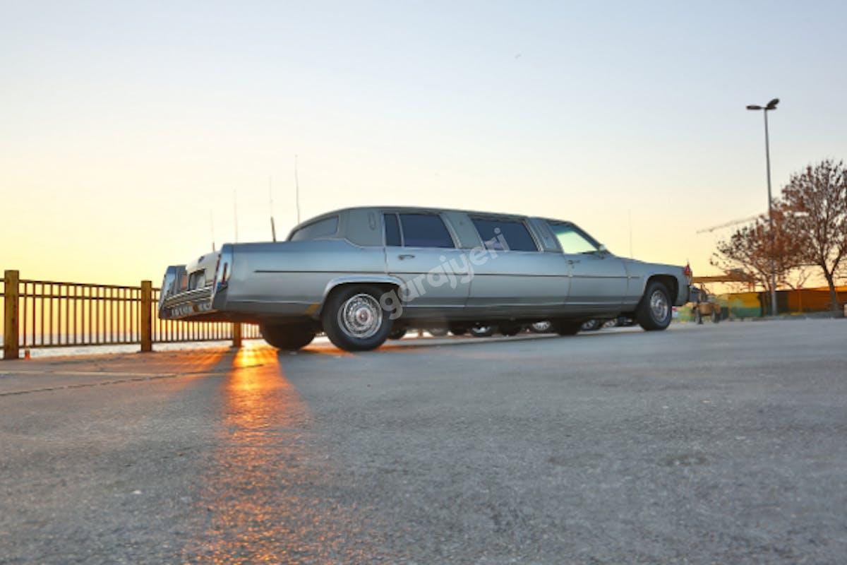 Cadillac STS Fatih Kiralık Araç 8. Fotoğraf