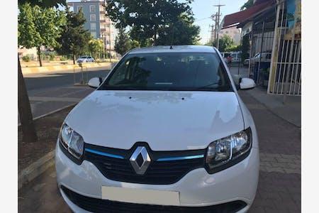 Kiralık Renault Symbol 2016 , Adıyaman Merkez