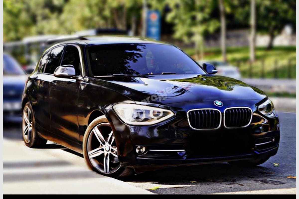 BMW 1 Üsküdar Kiralık Araç 1. Fotoğraf