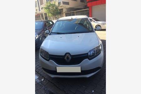 Kiralık Renault Symbol 2015 , İstanbul Güngören