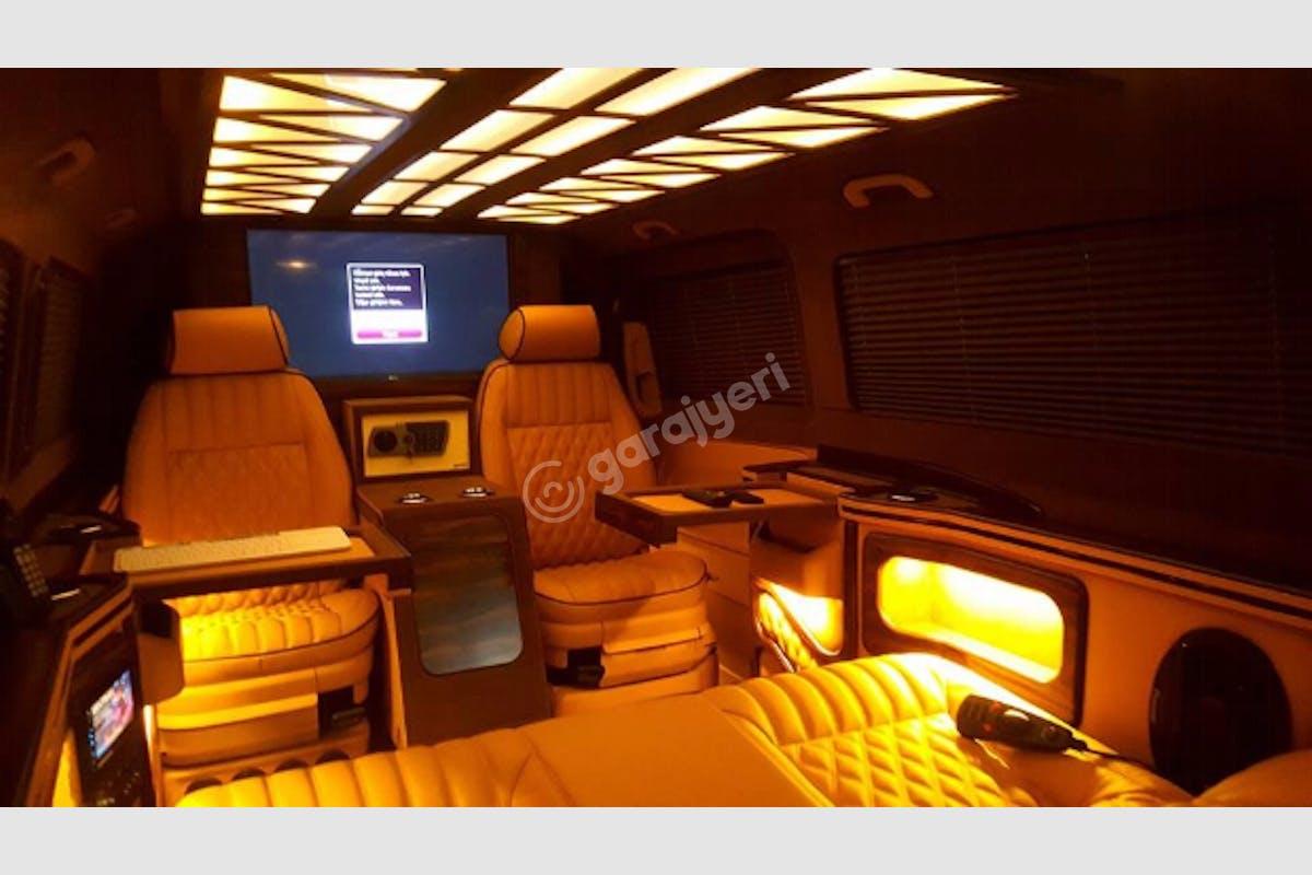 Mercedes - Benz Vito Üsküdar Kiralık Araç 1. Fotoğraf