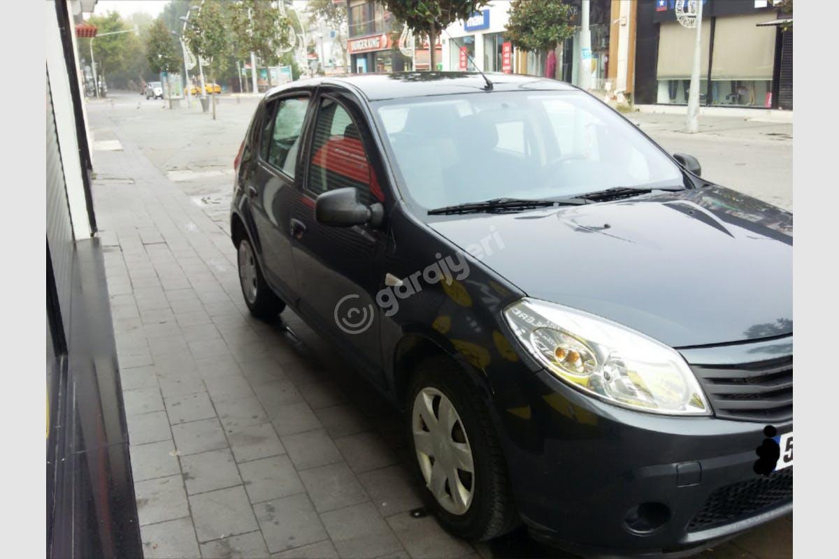 Dacia Sandero Adapazarı Kiralık Araç 3. Fotoğraf