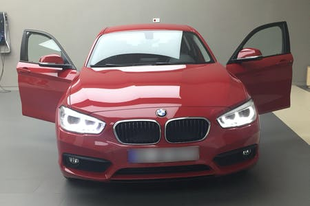 Kiralık BMW 1 , İstanbul Beykoz