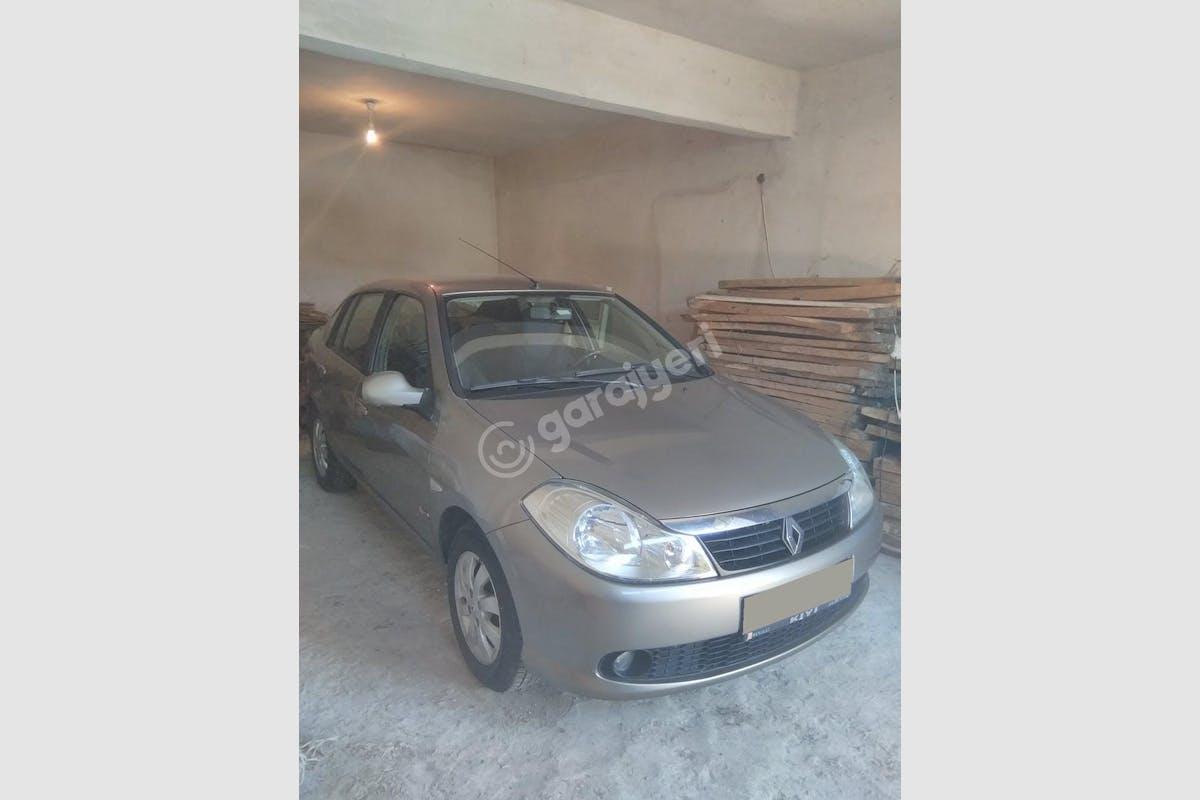Renault Symbol Sultanbeyli Kiralık Araç 4. Fotoğraf