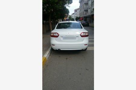 Renault Fluence İstanbul Pendik Kiralık Araç