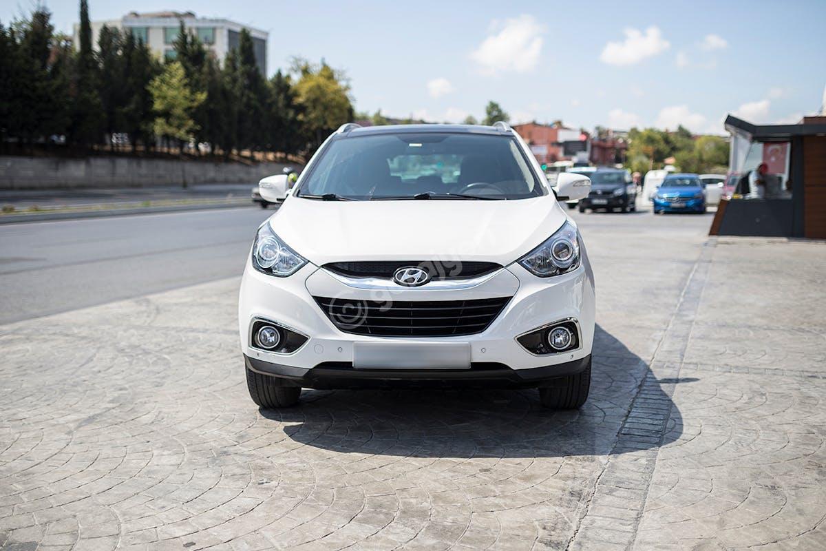 Hyundai ix35 Bakırköy Kiralık Araç 3. Fotoğraf