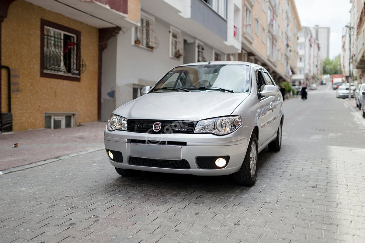 Fiat Albea Beylikdüzü Kiralık Araç 1. Fotoğraf