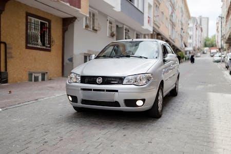 Fiat Albea İstanbul Beylikdüzü Kiralık Araç