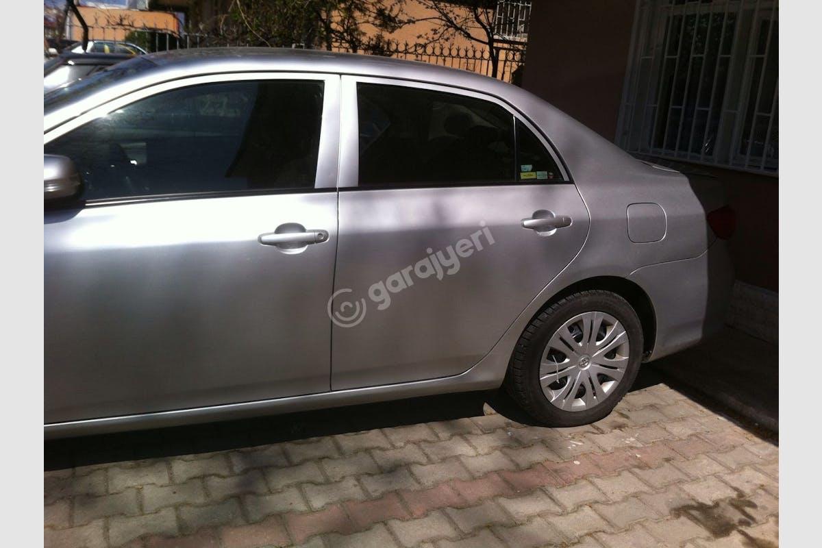 Toyota Corolla Mamak Kiralık Araç 2. Fotoğraf