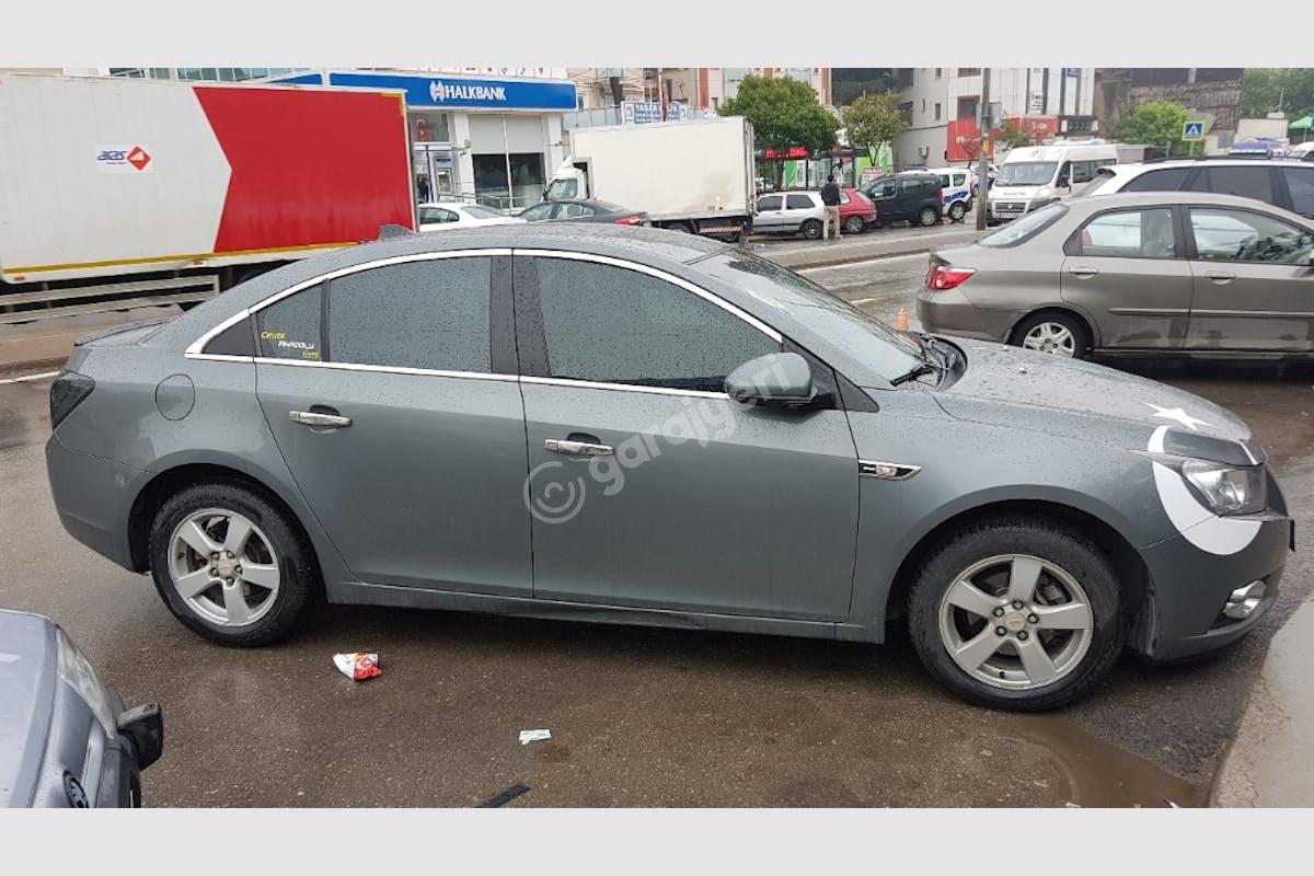 Chevrolet Cruze Kartal Kiralık Araç 8. Fotoğraf