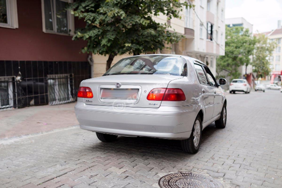 Fiat Albea Esenyurt Kiralık Araç 7. Fotoğraf