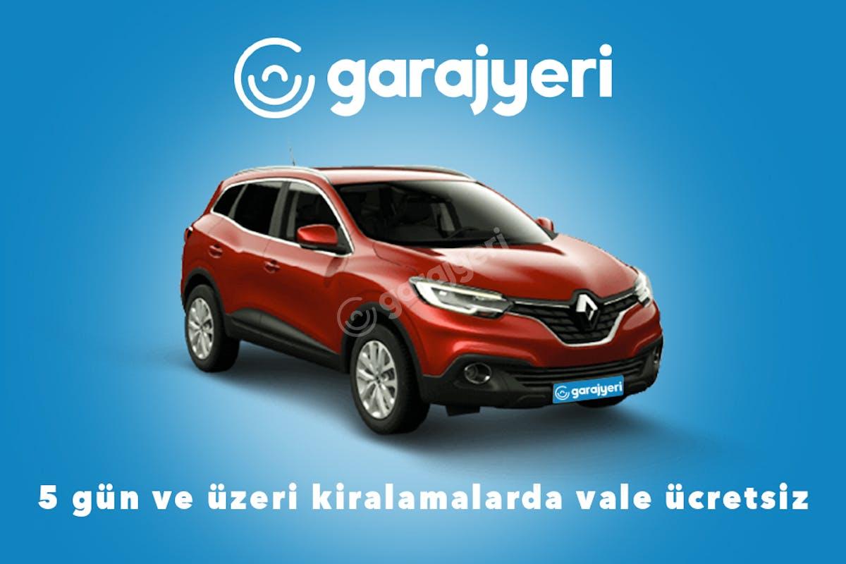 Renault Kadjar Sarıyer Kiralık Araç 1. Fotoğraf