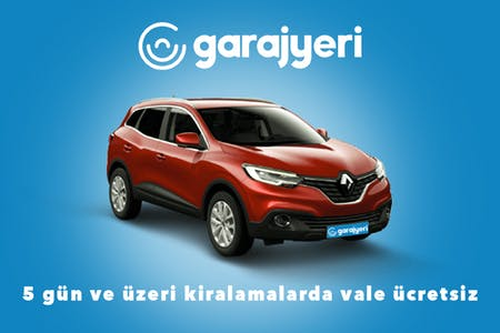 Kiralık Renault Kadjar 2017 , İstanbul Şişli
