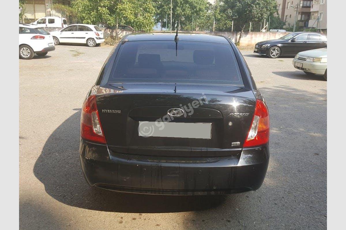 Hyundai Accent Era Pendik Kiralık Araç 4. Fotoğraf