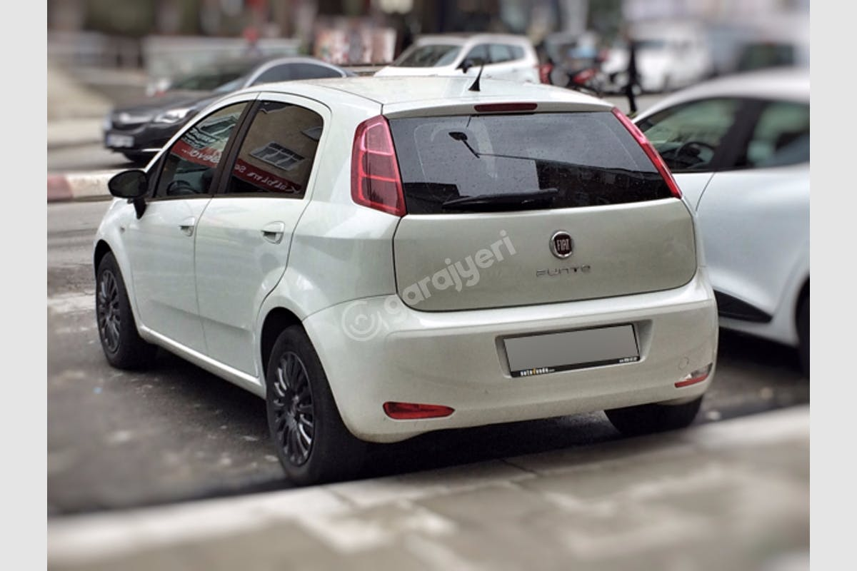 Fiat Punto Pendik Kiralık Araç 5. Fotoğraf