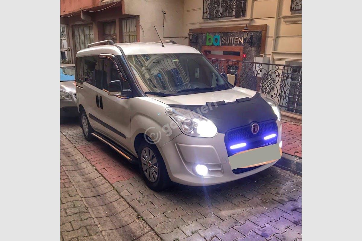 Fiat Doblo Kağıthane Kiralık Araç 3. Fotoğraf
