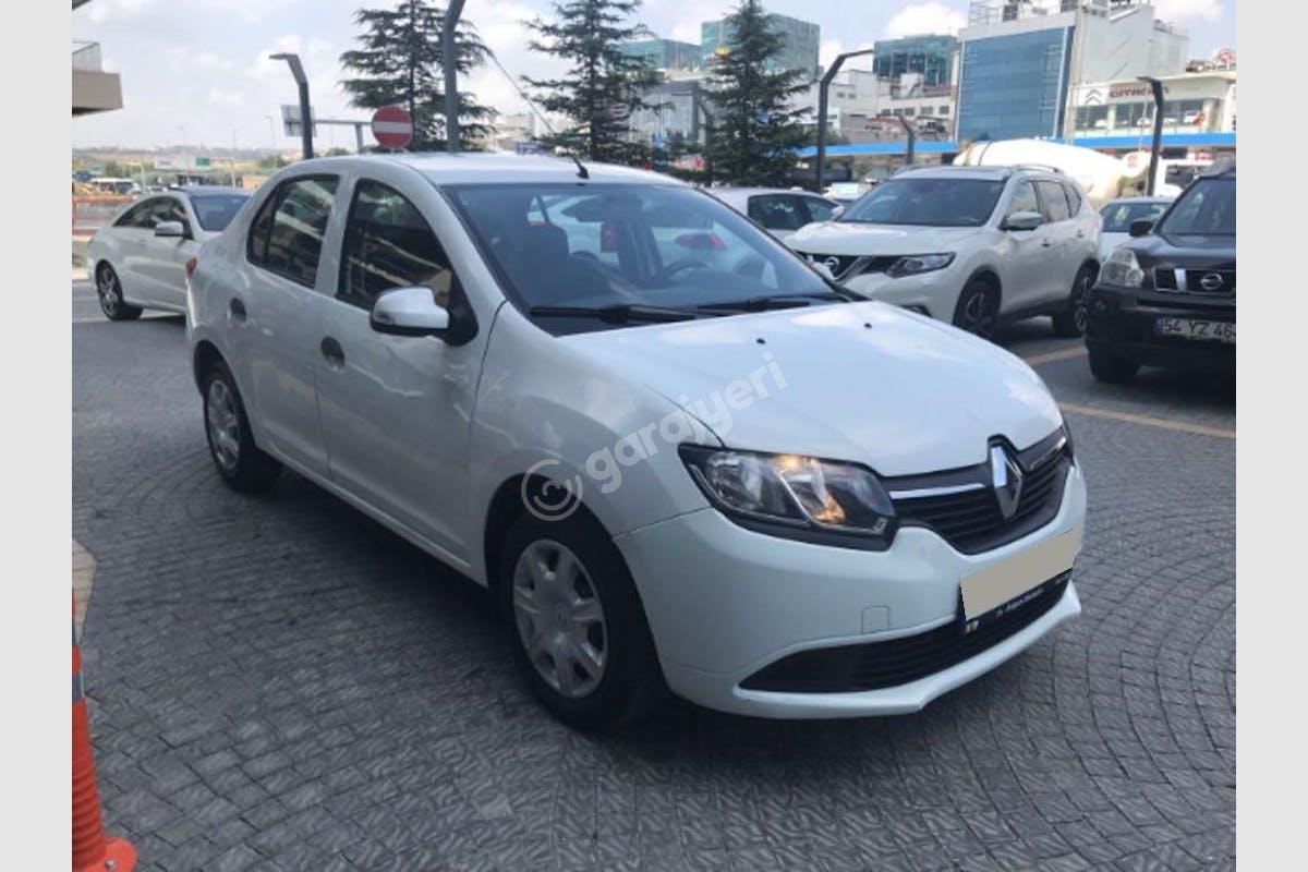 Renault Symbol Bakırköy Kiralık Araç 3. Fotoğraf