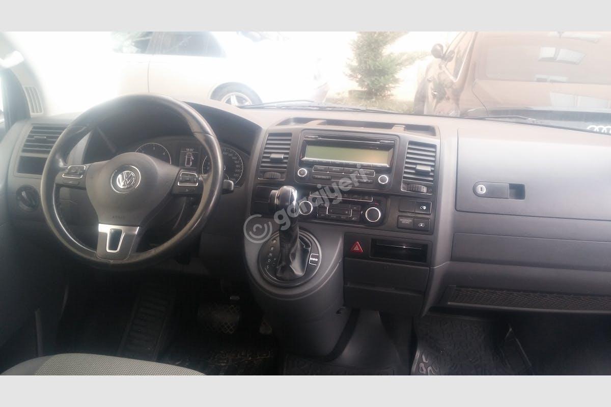 Volkswagen Caravelle Sancaktepe Kiralık Araç 7. Fotoğraf