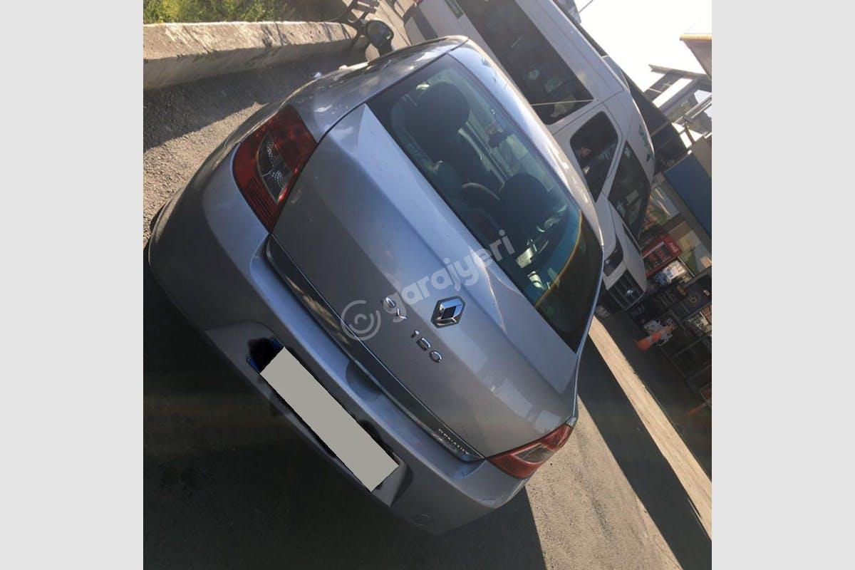 Renault Symbol Esenler Kiralık Araç 7. Fotoğraf