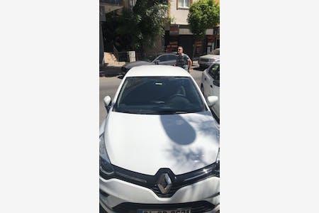 Kiralık Renault Clio 2014 , İstanbul Küçükçekmece