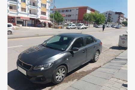 Kiralık Peugeot 301 2017 , Ankara Etimesgut