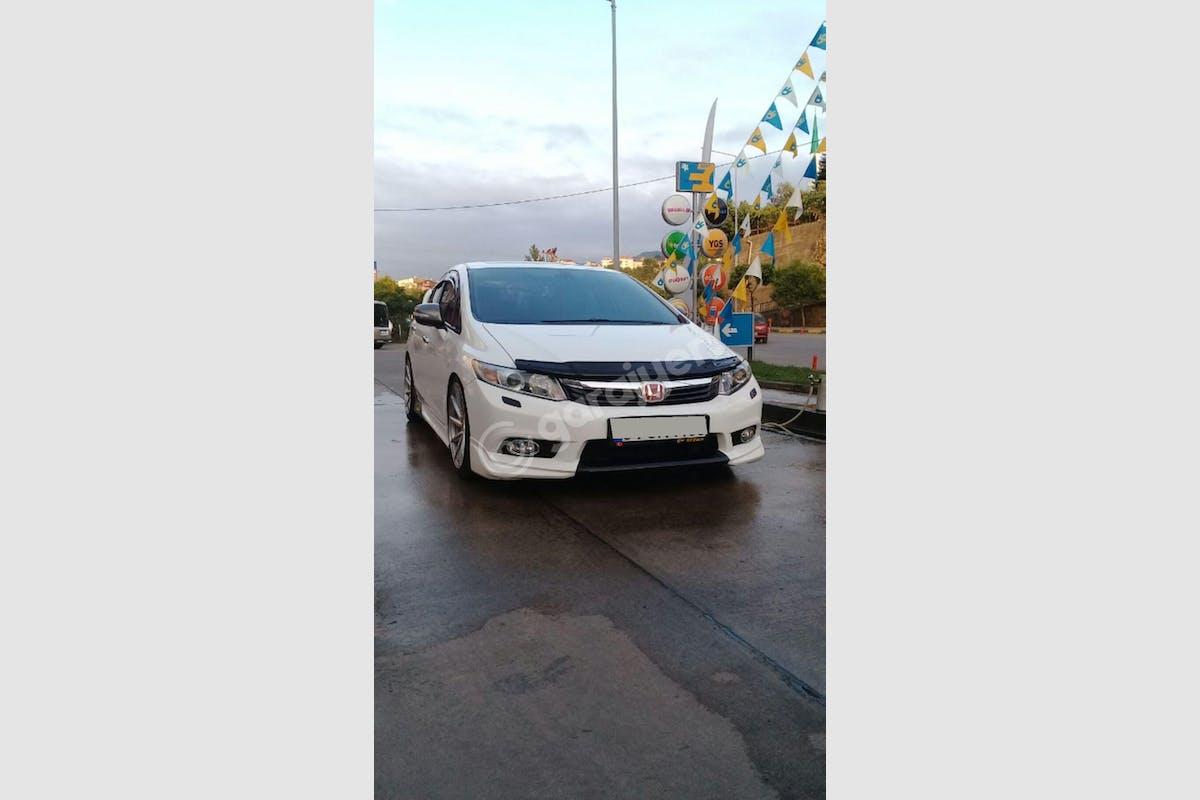 Honda Civic Yenimahalle Kiralık Araç 2. Fotoğraf
