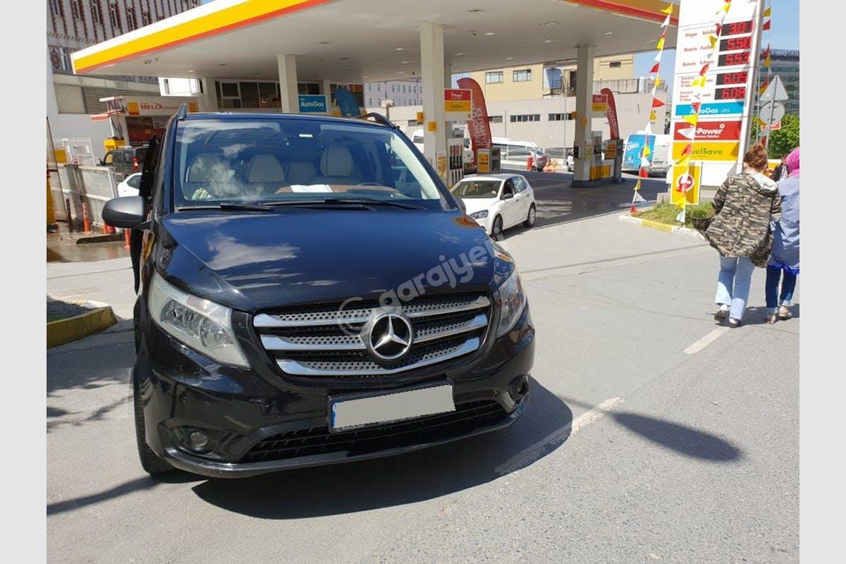 Mercedes - Benz Vito Gaziosmanpaşa Kiralık Araç 4. Fotoğraf
