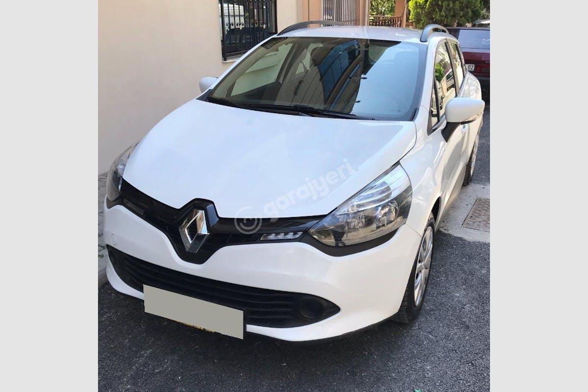Renault Clio Buca Kiralık Araç 1. Fotoğraf
