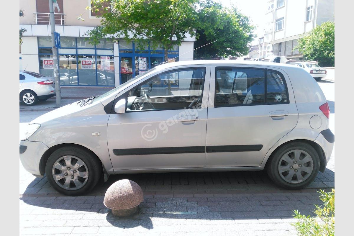 Hyundai Getz Kartal Kiralık Araç 2. Fotoğraf