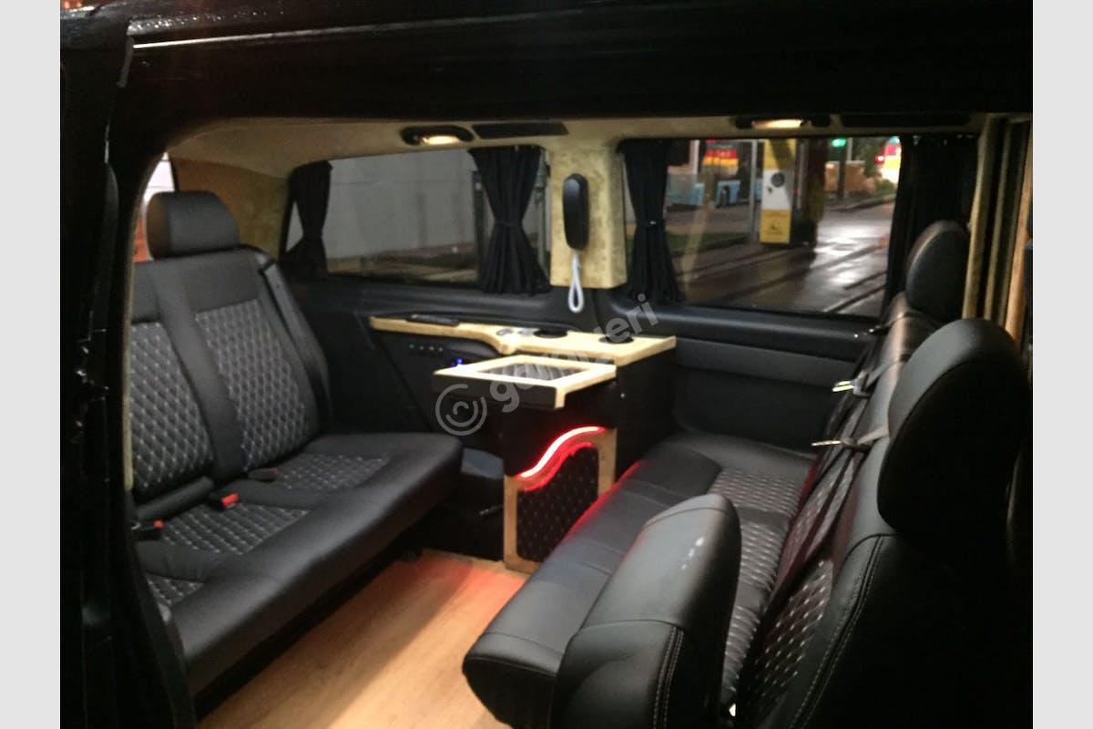 Mercedes - Benz Vito Ümraniye Kiralık Araç 4. Fotoğraf