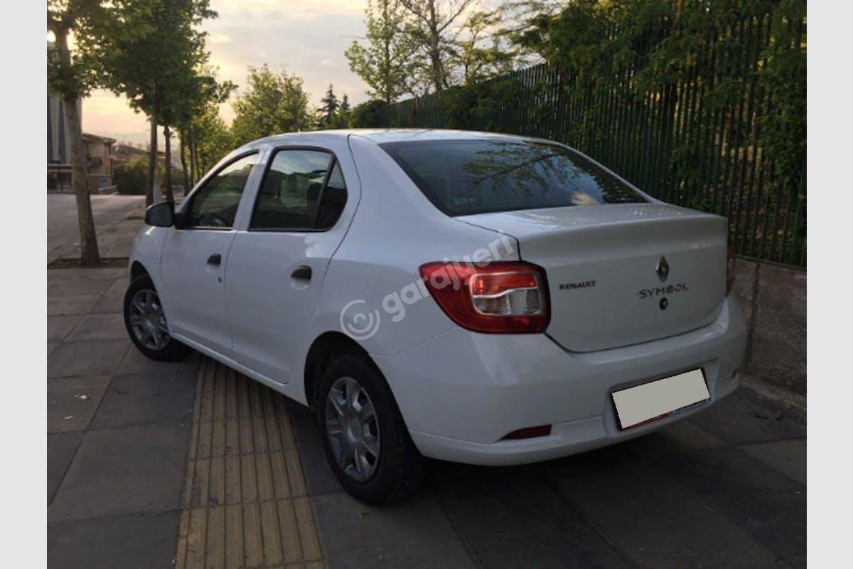 Renault Symbol Altındağ Kiralık Araç 2. Fotoğraf