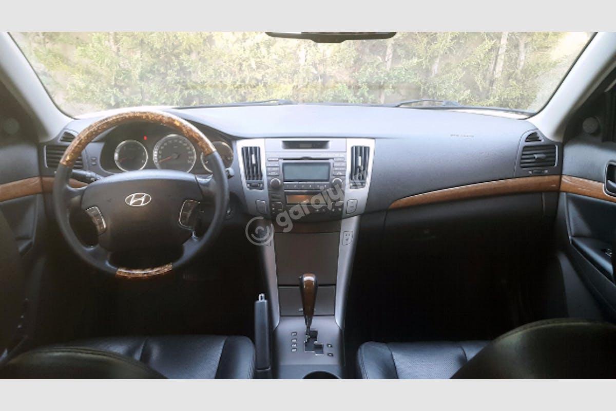 Hyundai Sonata Tuzla Kiralık Araç 2. Fotoğraf