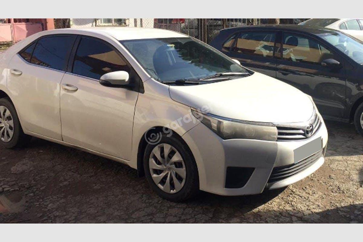 Toyota Corolla Ataşehir Kiralık Araç 1. Fotoğraf