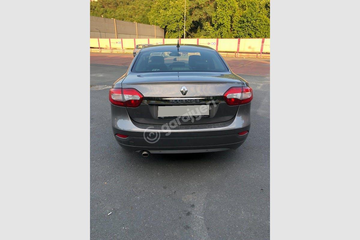 Renault Fluence Beykoz Kiralık Araç 3. Fotoğraf