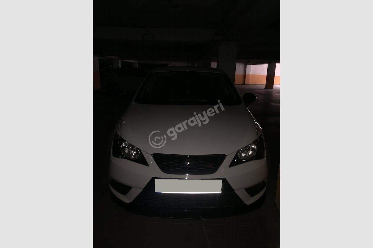 Seat Ibiza Beylikdüzü Kiralık Araç 1. Fotoğraf