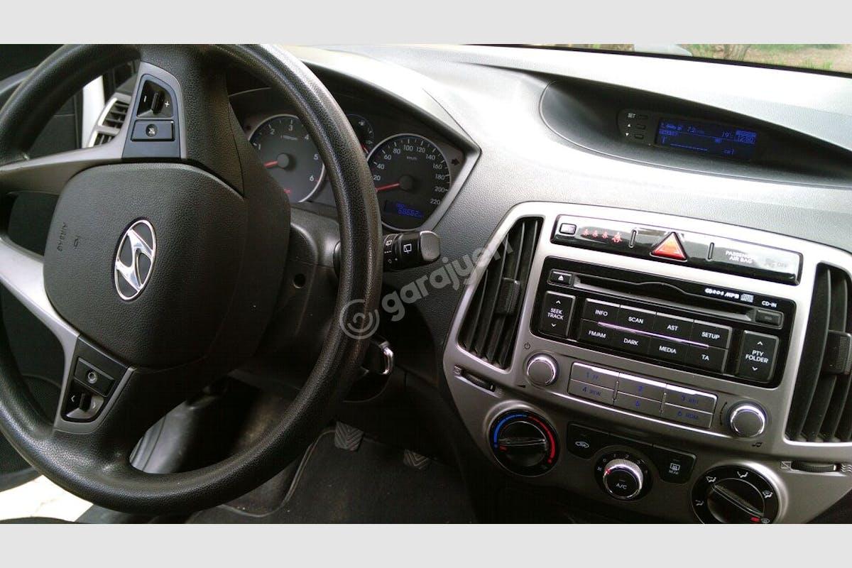 Hyundai i20 Çankaya Kiralık Araç 2. Fotoğraf
