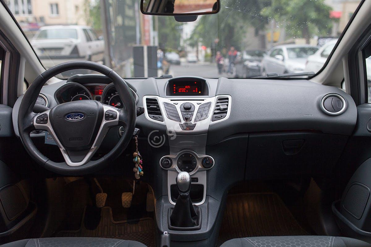 Ford Fiesta Şişli Kiralık Araç 7. Fotoğraf
