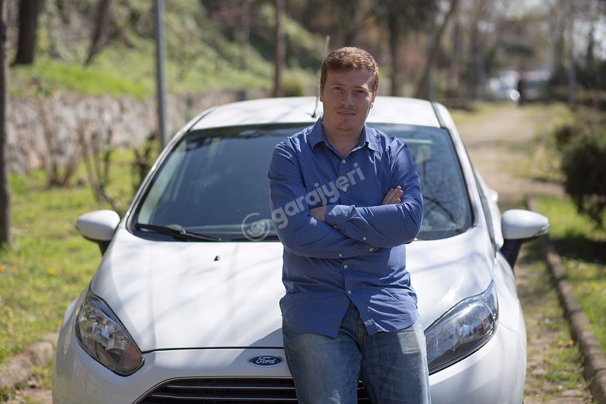 Ford Fiesta Ümraniye Kiralık Araç 2. Fotoğraf