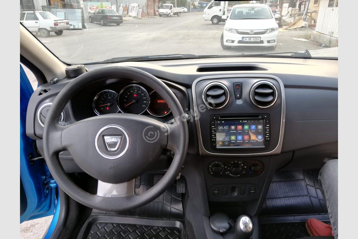 Dacia Sandero Edremit Kiralık Araç 4. Fotoğraf