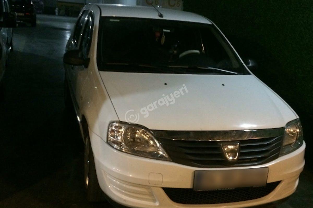 Dacia Logan Büyükçekmece Kiralık Araç 1. Fotoğraf