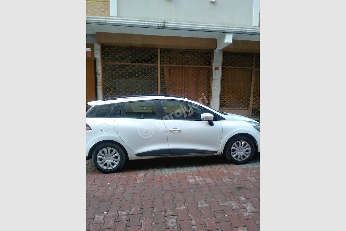 Renault Clio Zeytinburnu Kiralık Araç 1. Fotoğraf