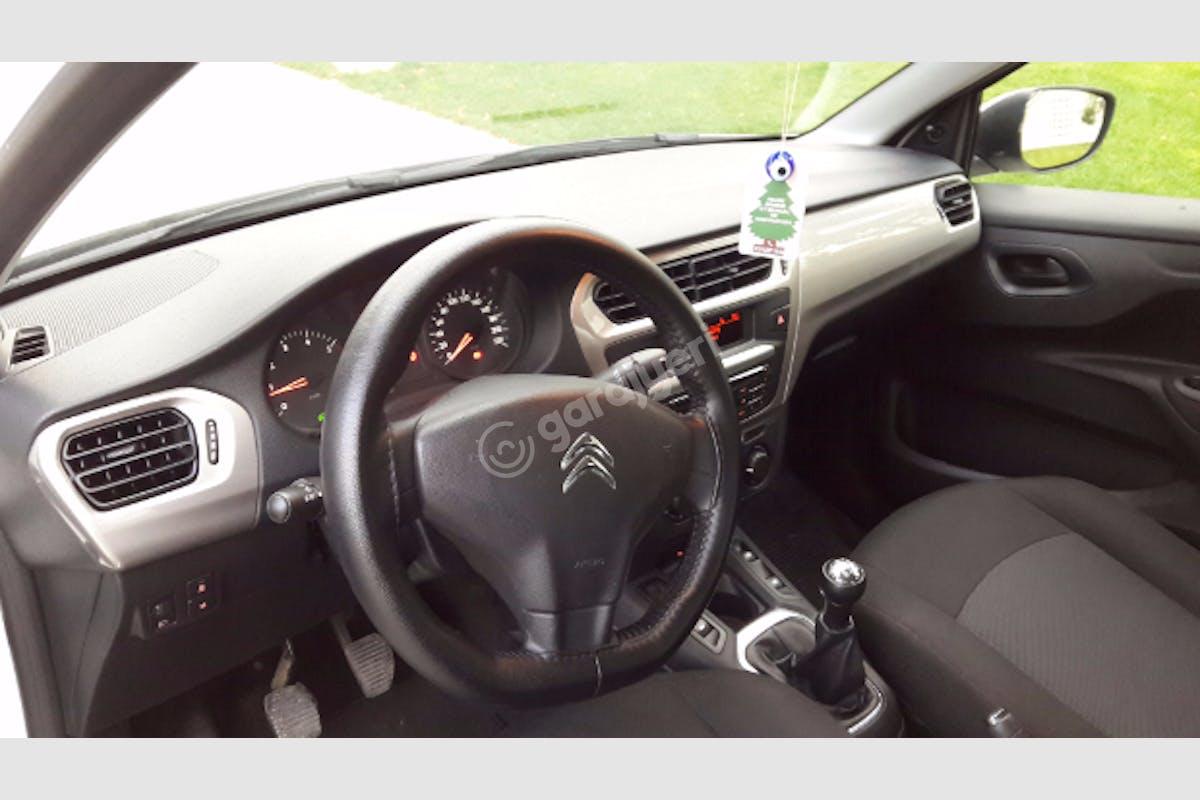 Citroën C-Elysee Gaziosmanpaşa Kiralık Araç 5. Fotoğraf