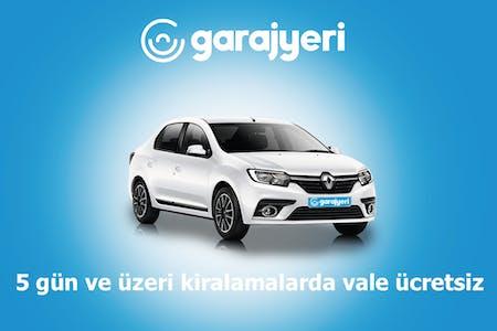 Kiralık Renault Symbol 2017 , İstanbul Sarıyer
