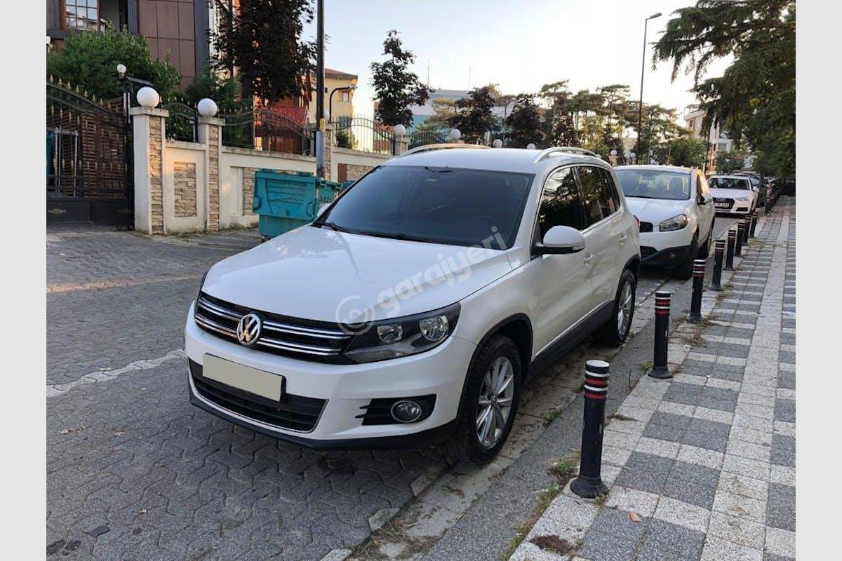 Volkswagen Tiguan Ümraniye Kiralık Araç 2. Fotoğraf