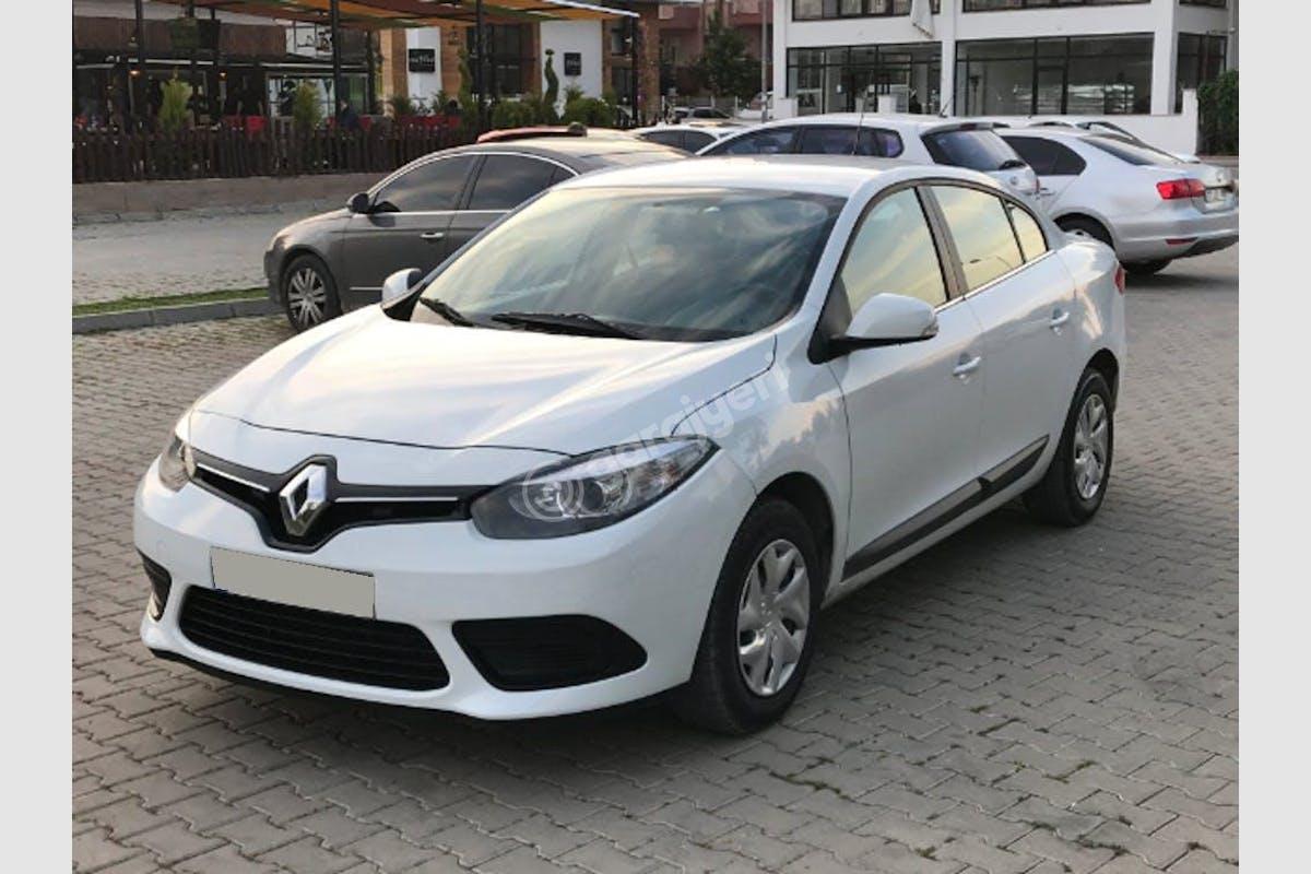 Renault Fluence Başakşehir Kiralık Araç 3. Fotoğraf