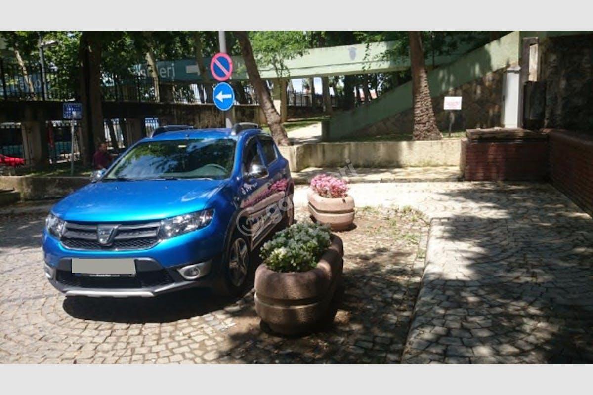 Dacia Sandero Stepway Beykoz Kiralık Araç 4. Fotoğraf