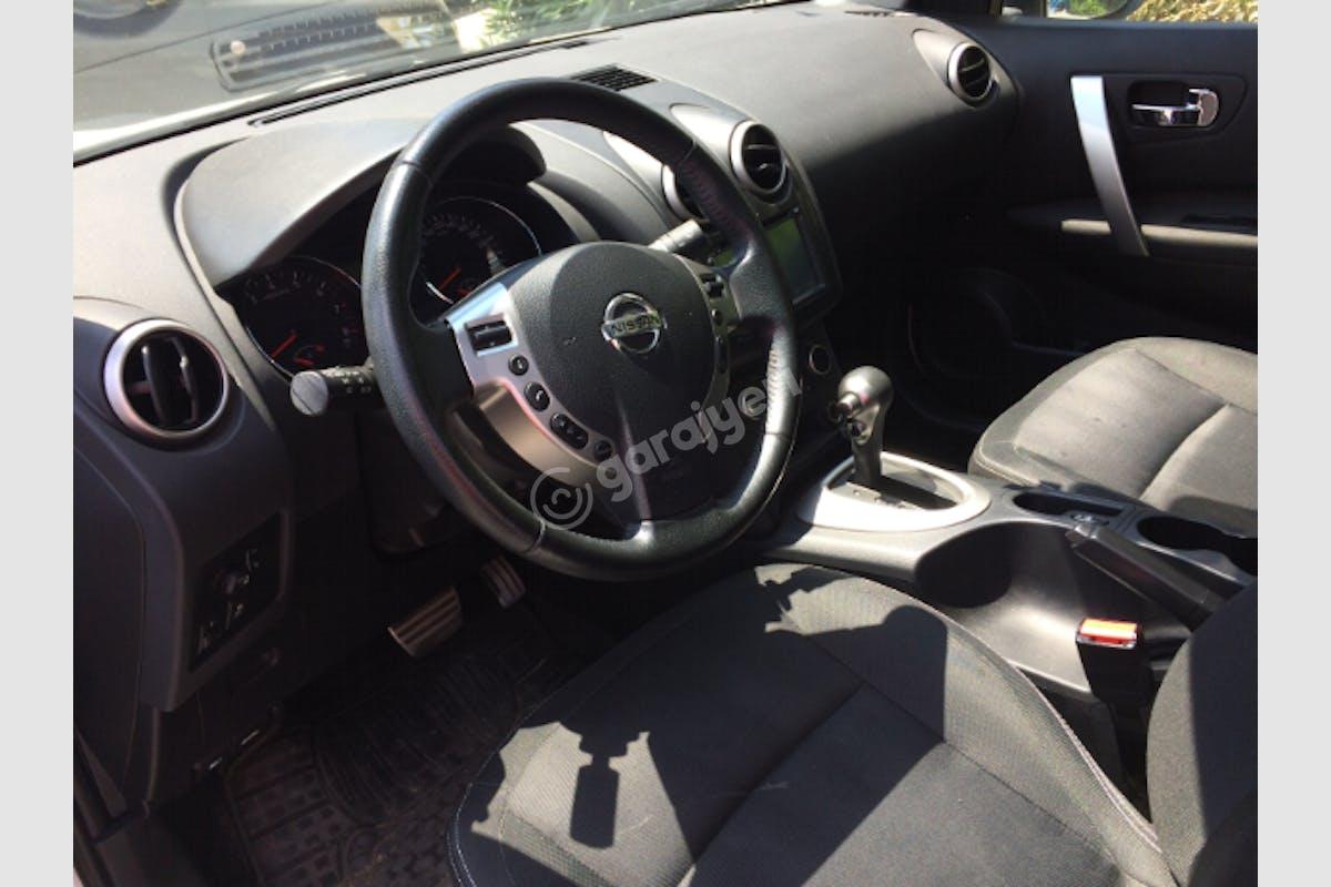 Nissan Qashqai Büyükçekmece Kiralık Araç 8. Fotoğraf