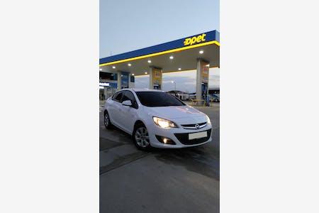 Kiralık Opel Astra Sedan 2016 , Adıyaman Merkez