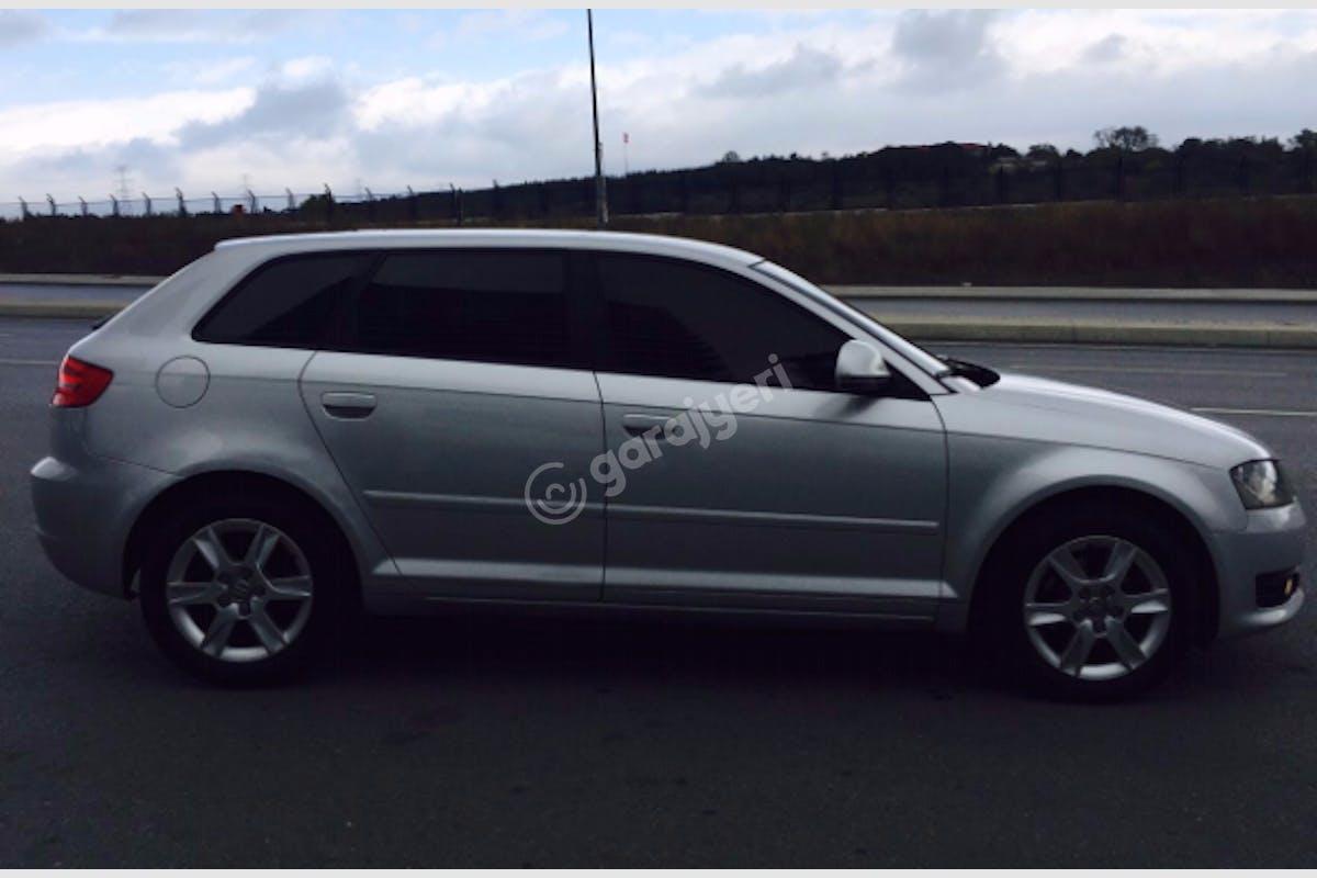 Audi A3 Üsküdar Kiralık Araç 2. Fotoğraf