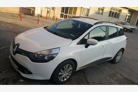 Kiralık Renault Clio 2014 , Kayseri Kocasinan